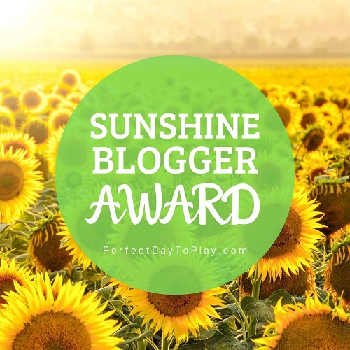Sunshine Blogger Award & How To Release Your Creativity Into The World!