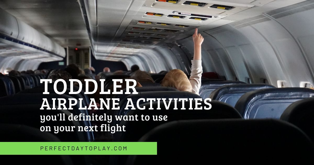 Toddler Airplane Activities You Ll Definitely Want To Use On Your Next Flight