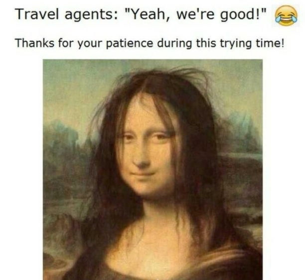 50+ Funny Travel Memes & Jokes To Cheer You Up During ...